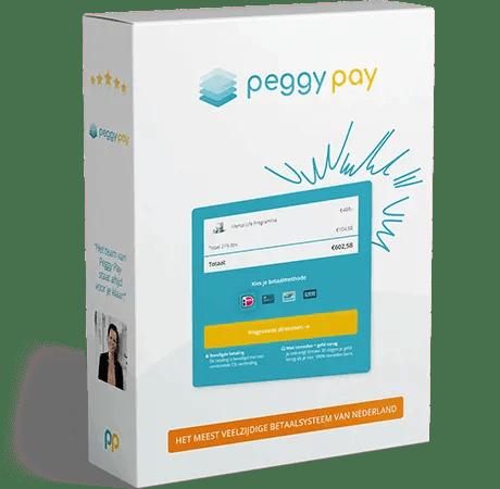 Peggy Pay betaalpagina en checkout software pakket - Peggy Pay