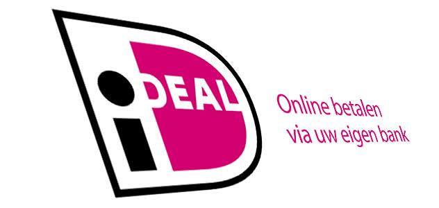 iDeal betaalpagina - Peggy Pay