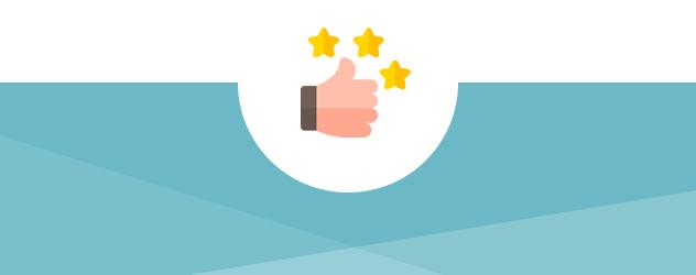 10. Overtuigingskracht met reviews - Peggy Pay