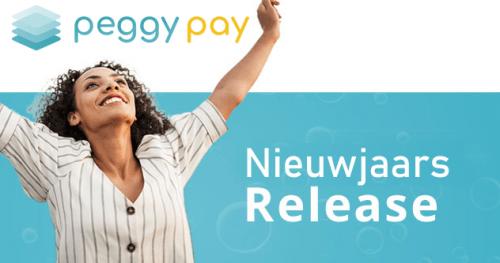 Nieuwjaarsrelease 2021 - Peggy Pay